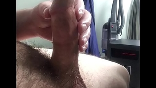 First time sound stick in deep into penis with orgasm
