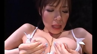 Young amateur asian doll gets 10-pounder in rough modes in the sky cam