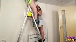 AmateurCFNM.Samantha.Page.Up.A.Ladder - http://tsimpoukiakaigamisia.online