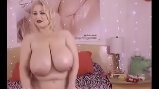 Sexy BBW Huge Boob Blonde - Zamodels.com