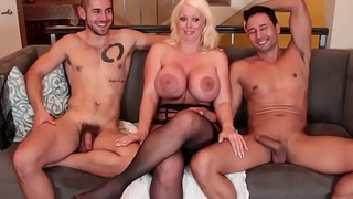 Buxom milf shows will not hear of special