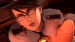 Bayonetta-Police-Outfit-Blowjob-Cum - Best Unconforming 3D Cartoon